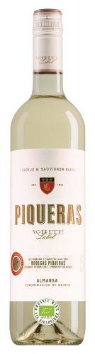 Bodegas Piqueras Almansa White Label Verdejo-Sauvignon Blanc (2018)