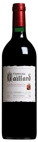 Chateau Gaillard Saint-Émilion Grand Cru magnum (2016)