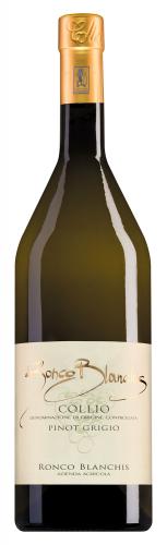 Ronco Blanchis Collio Pinot Grigio magnum (2018)