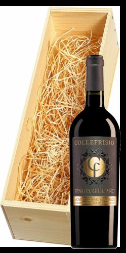 Wijnkist met Tenuta Giuliano Montepulciano d'Abruzzo
