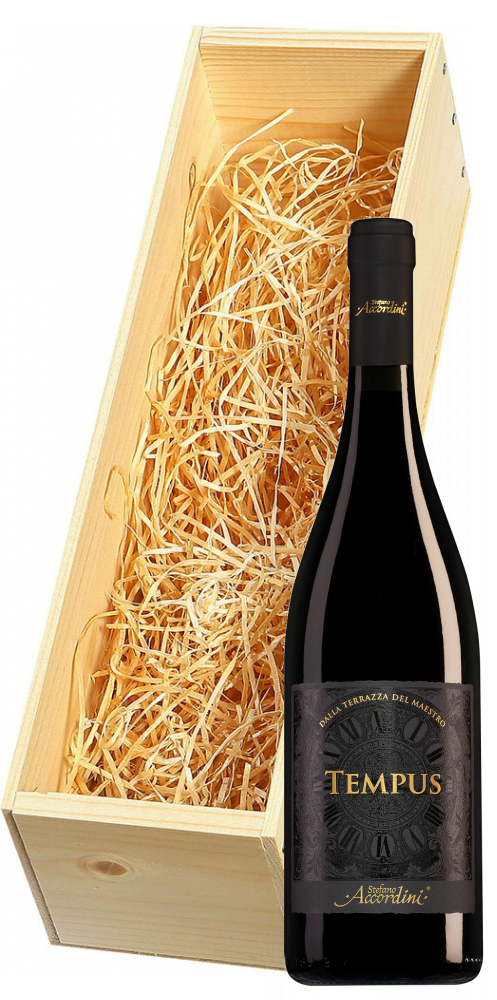 Wijnkist met Stefano Accordini Veneto Tempus