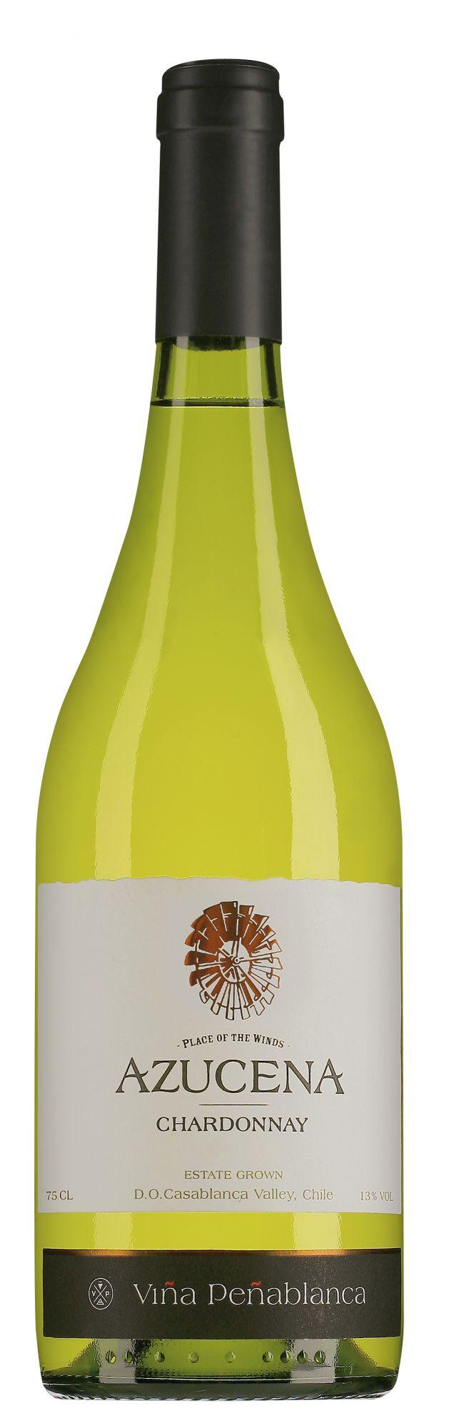 Viña Peñablanca Azucena Coastal Chardonnay