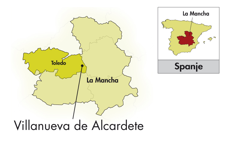Tierra Nativa La Mancha Airén-Sauvignon Blanc
