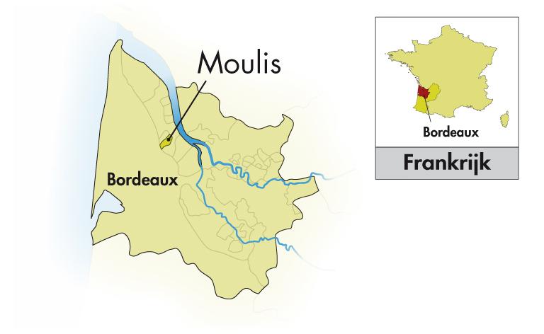 Château Biston-Brillette Moulis magnum