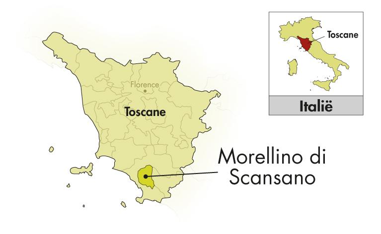 Poggio Trevvalle Morellino di Scansano Pàssera