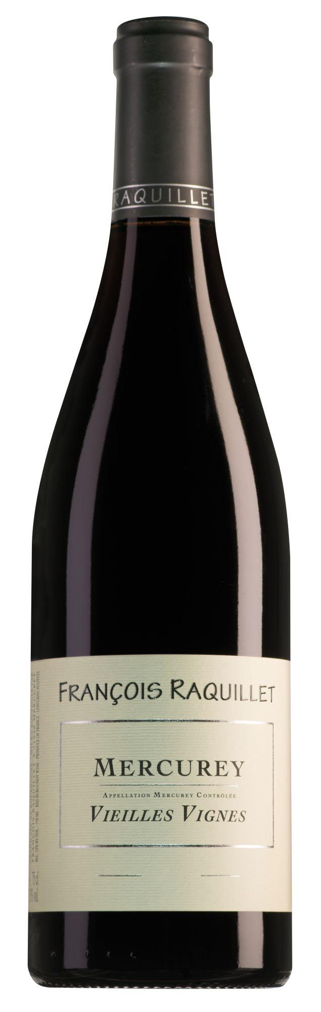 Domaine Raquillet Mercurey Rouge Vieilles Vignes