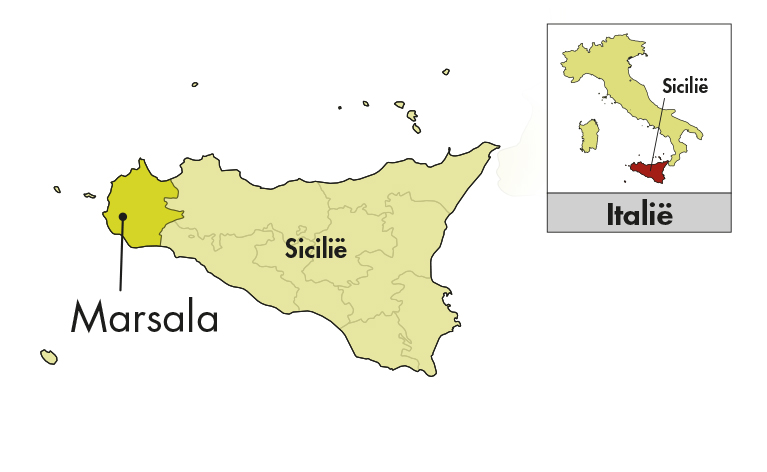 Caruso e Minini Terre Siciliane Tasàri Catarratto