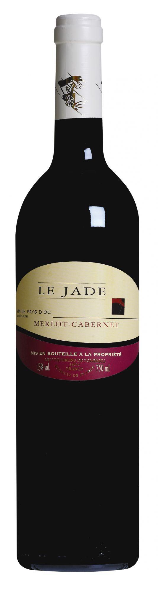 Le Jade Pays d'Oc Merlot-Cabernet