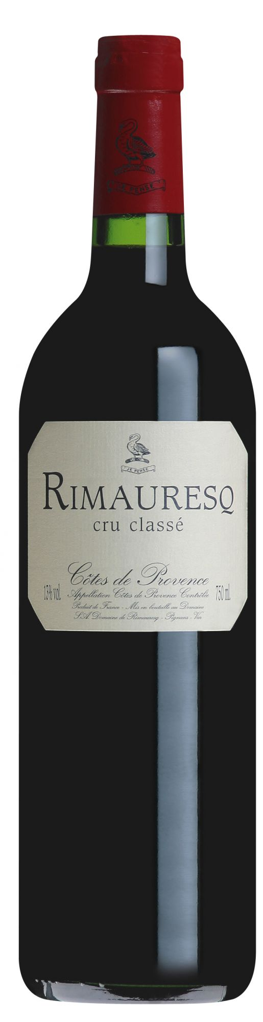 Domaine de Rimauresq Côtes de Provence Cru Classé Rouge