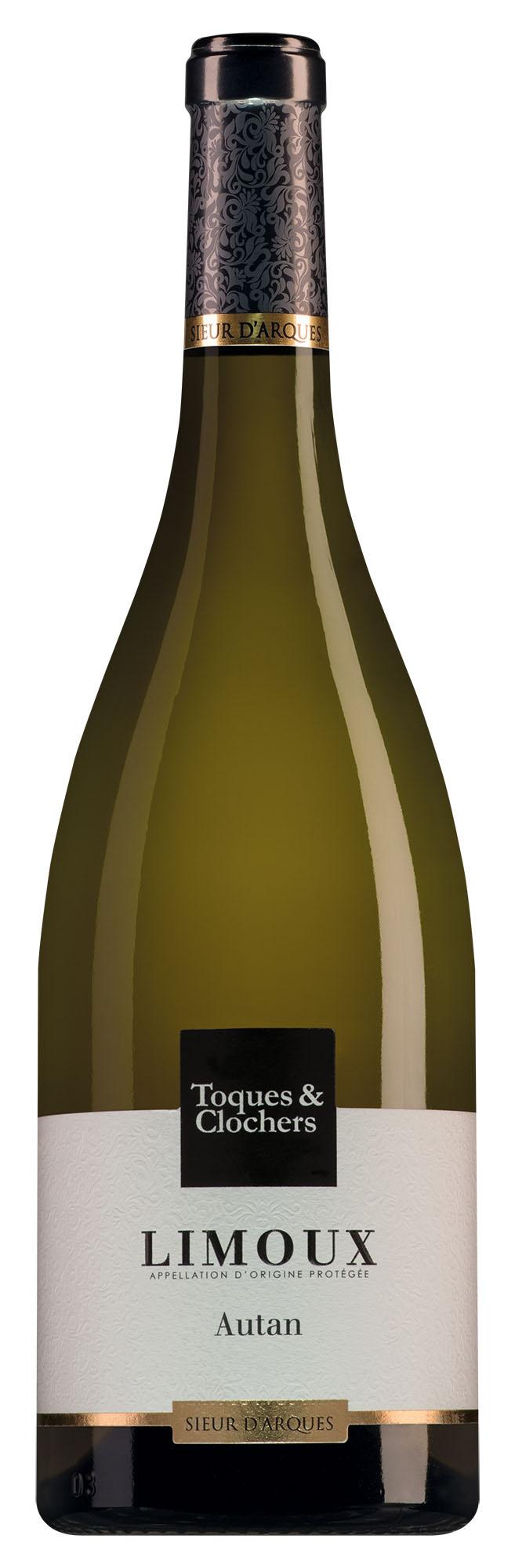 Toques et Clochers Limoux Chardonnay Autan
