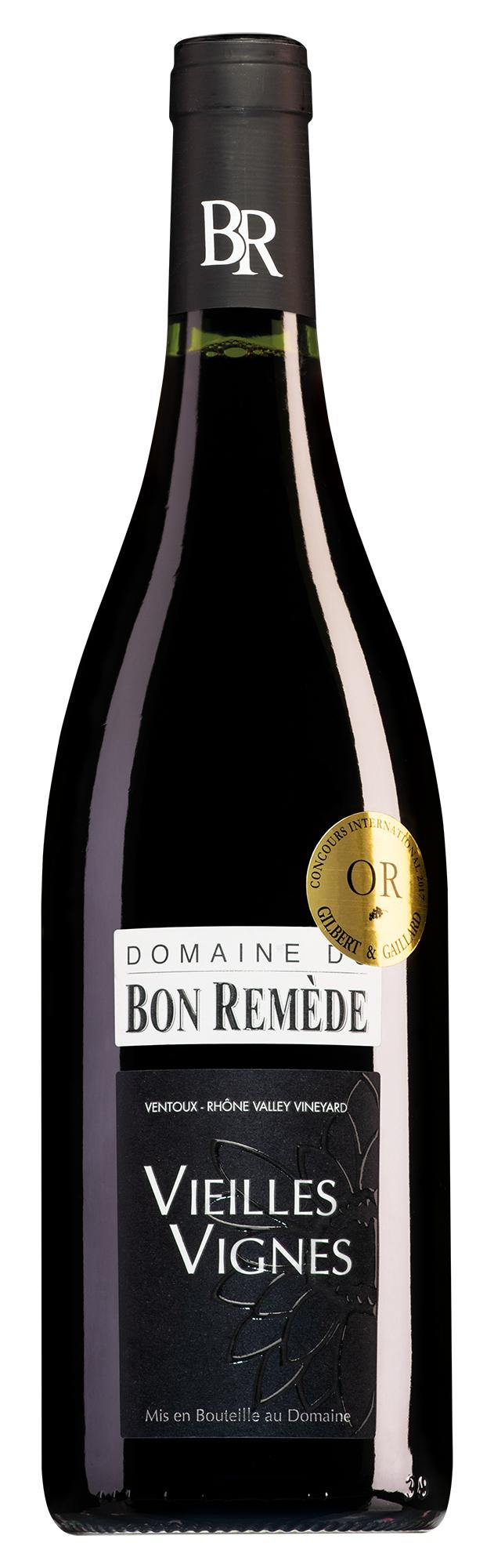 Domaine du Bon Remède Ventoux Vieilles Vignes