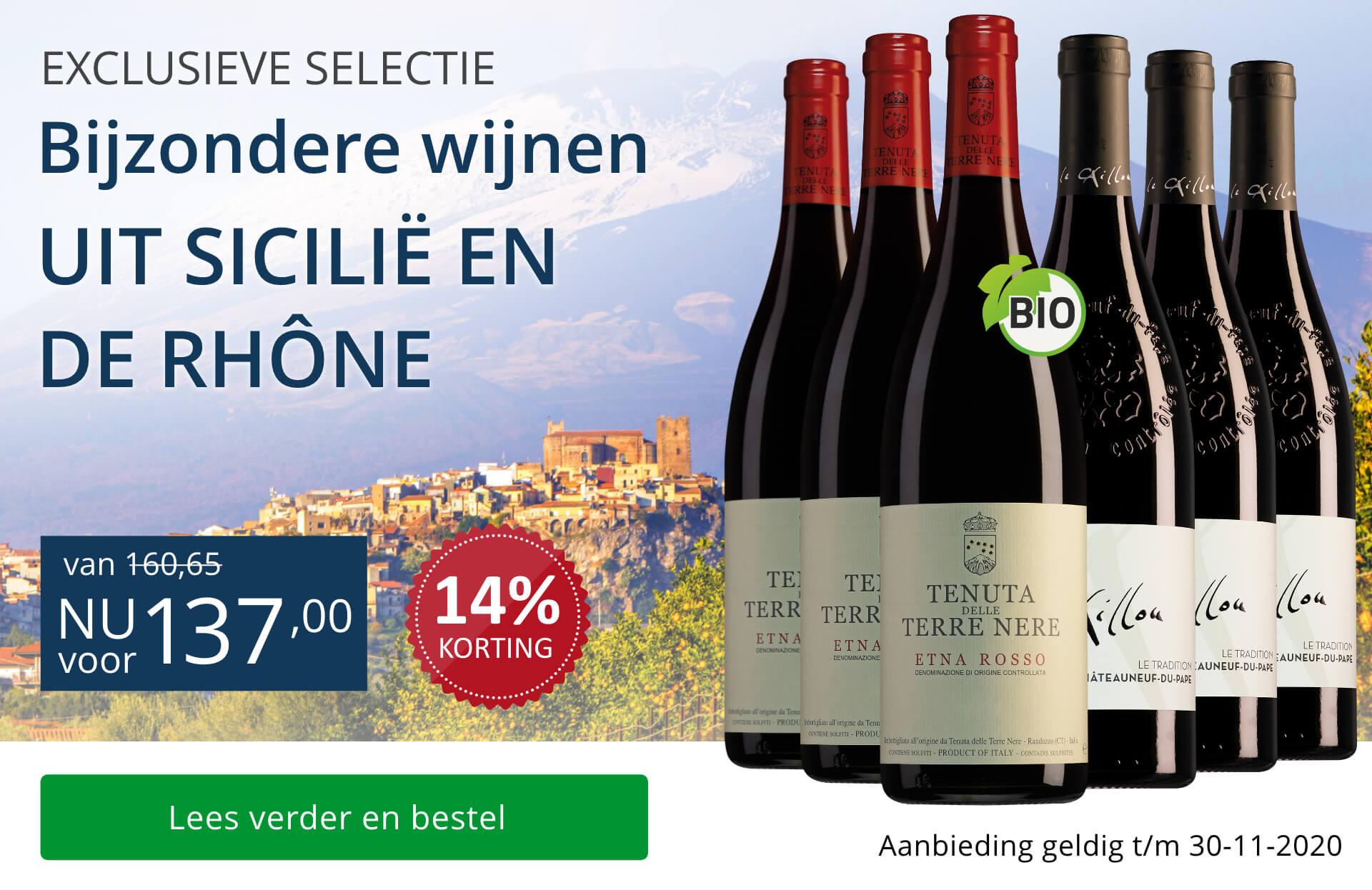Wijnpakket bijzondere wijnen november 2020 (137,00)-blauw