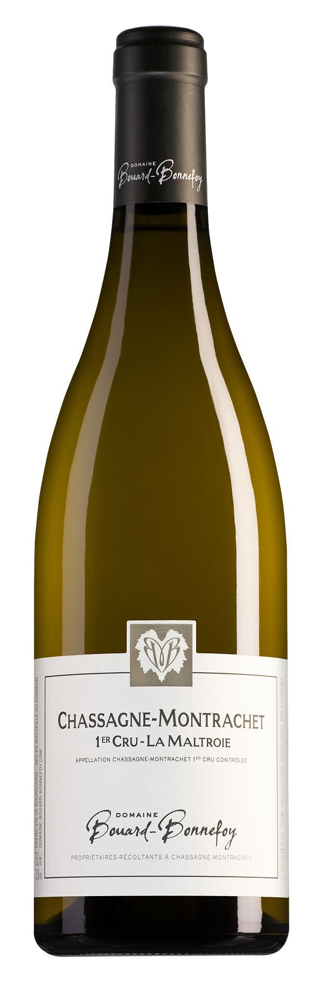 Domaine Bouard-Bonnefoy Chassagne-Montrachet 1er cru La Maltroie