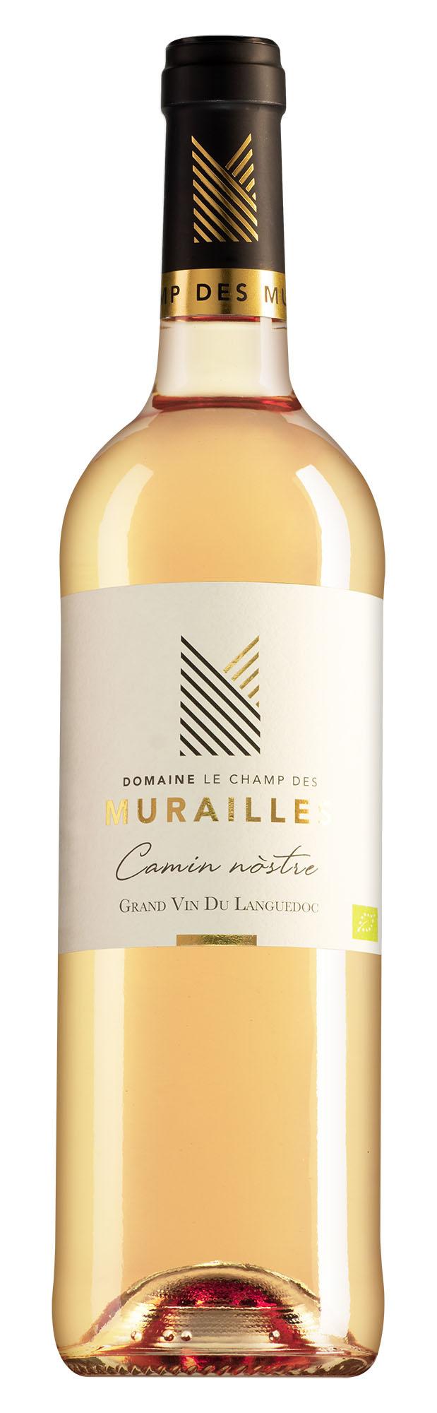 Le Champ des Murailles Languedoc Camin Nostre Rosé