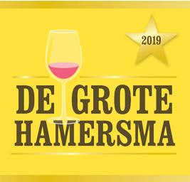 De Grote Hamersma 2019, ook voor rose wijn