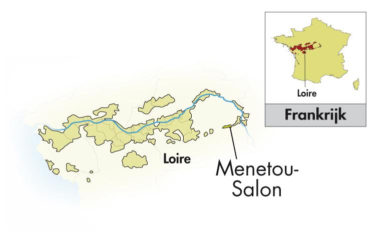 Pierre Clément Menetou-Salon rosé
