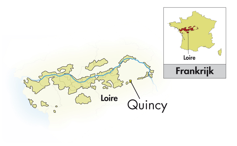 Domaine du Tremblay Quincy 2017 - Wijnhandel BeauVin