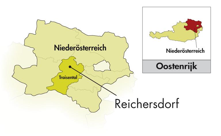 Huber Traisental Alte Setzen Grüner Veltliner
