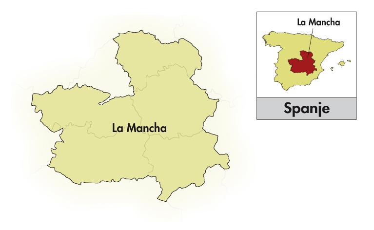 Valviejo Tierra de Castilla Tempranillo